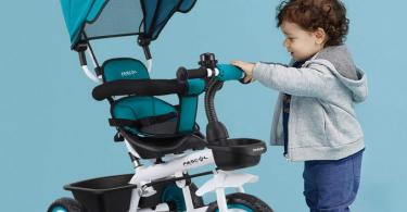 choisir tricycle évolutif